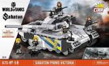 Jucarie World Of Tanks Sabaton Primo Victoria 672 Pcs