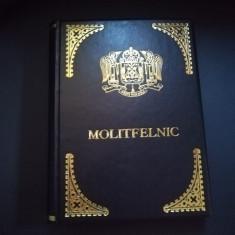 Molitfelnic în piele, Liturghier, , Mineiul, Octoih Mare, Utrenier, Penticostar