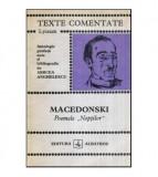 Alexandru Macedonski - Poemele ' Noptilor' ( Colectia TEXTE COMENTATE )