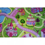 Covor copilăresc Sweet Town, 300x300 cm