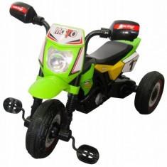 Tricicleta tip motocicleta R-Sport M5 - Verde