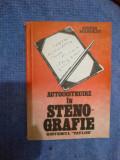 A5 Autoinstruire In Stenografie Sistemul Taylor - Silvia Manoliu