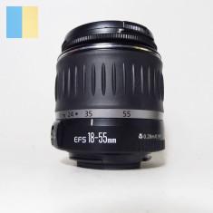 Obiectiv Canon EF-S 18-55mm f/3.5-5.6