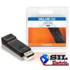 DisplayPort adaptor HDMI negru, Valueline