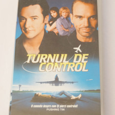 Caseta video VHS originala film tradus Ro - Turnul de Control