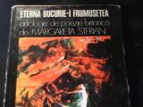 ETERNA BUCURIE FRUMUSETEA-ANTOLOGIE DE POEZIE BRITANICA-MARGARETA STERIADE-