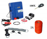 Set complet gard electric Kit 3