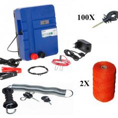 Set complet gard electric Kit 3