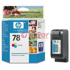 Cartus ink HP 6578D color 78