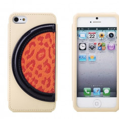 Husa APPLE iPhone 5\5S\SE - Twilight (Paula Moonlight Series) Bej