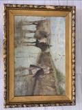 Tablou Petre Bulgaras, Peisaje, Ulei, Altul, General