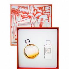 Set cadou Hermes Eau des Merveilles (Apa de toaleta 50 ml + Lotiune de corp 40 ml), pentru femei