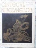 CANTECUL NIBELUNGILOR (PAGINA DE TITLU LIPSA) - REPOVESTIT DE ADRIAN MANIU
