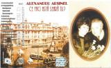 Caseta Alexandru Arșinel – Ce Faci Astă Seară Tu? , originala, holograma, Casete audio