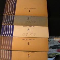 REVISTA DE FIZICA SI CHIMIE-ANUL-11/1974- NR-1,2,3,4,5,-