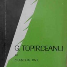 G. TOPIRCEANU - VIRGILIU ENE