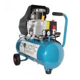 Cumpara ieftin Compresor cu aer Elefant Aquatic XYMB24B, 1.5 CP, 8 bar, 2850 rpm, 100 l/min, butelie 24 l, 2 duze