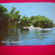 HOPCT 43341  SALUPA IN DELTA DUNARII -JUD TULCEA-CIRCULATA