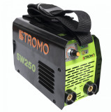 Aparat de sudura invertor STROMO SW250 , 250 Ah, accesorii incluse, electrod 1.6-4mm