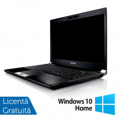 Laptop Refurbished Toshiba Portege R830-13C, Intel Core I5-2520, 2.50Ghz, 8GB, 320GB SATA, 13.3 inch LED, HDMI, Card Reader + Windows 10 Home, 8 Gb, HDD
