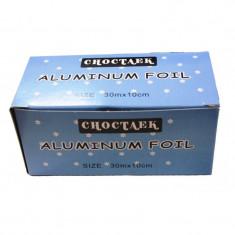 Folie de aluminiu pentru manichiura