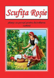 Scufita rosie - planse | Fratii Grimm