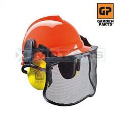Casca de protectie cu antifoane externi - GP