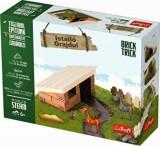 Brick Trick - Grajd, 30 caramidute ceramice, Trefl