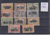 LP 62 - 1906 CAROL I 40 ANI DE DOMNIE , STAMPILATA, Stampilat