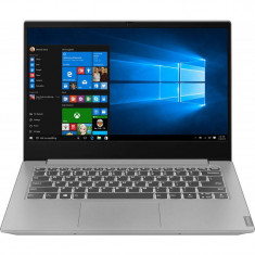 Laptop Lenovo IdeaPad S340-14API 14 inch FHD AMD Ryzen 5 3500U 8GB DDR4 512GB SSD Windows 10 Home Platinum Grey