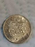 50 bani 1881 exceptionala