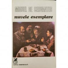 Nuvele exemplare - Miguel de Cervantes