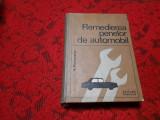 REMEDIEREA PENELOR DE AUTOMOBIL - V. PARIZESCU RF12/2
