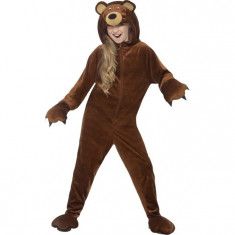 Costum Urs copii 7-9 ani