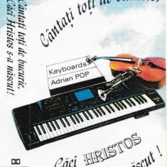 Caseta Adrian Pop – Cântați Toți De Bucurie, Căci Hristos S-a Născut !