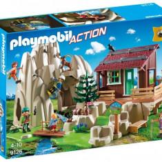Zona de alpinism - Playmobil