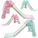 Tobogan copii cu scara antiaderenta girafa