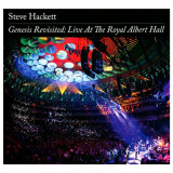 Steve Hackett Genesis Revisited : Live at the RAH Box digi (cd+dvd)