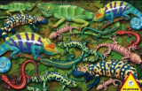 Cumpara ieftin Puzzle Piatnik - 1000 de piese - Salamandre
