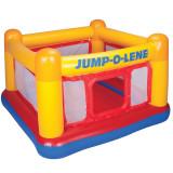 Spatiu de joaca gonflabil Intex Jump-O-Lene, multicolor