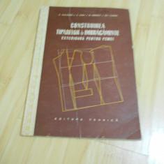 H. WALDNER--CONSTRUIREA TIPARELOR DE IMBRACAMINTE EXTERIOARA PENTRU FEMEI