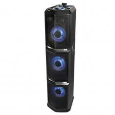 Boxa portabila NGS, bluetooth, 600 W, super bass, radio FM