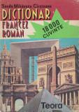 Cumpara ieftin Dictionar francez-roman - Sanda Mihaescu-Cirsteanu