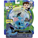 Figurina Ben 10 Alien Worlds XLR8 12cm