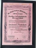 Titlu De Stat Obligatiune Germania-1942-200-Reichsmark