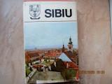 SIBIU-Monografie din colectia Judetele Patriei 1981.