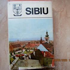 SIBIU-Monografie. Judetele Patriei 1981.