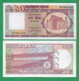 = BANGLADESH - 10 TAKA – 1993 - UNC   =