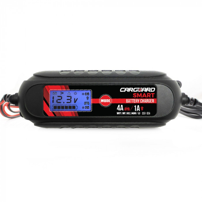 Incarcator Inteligent pt baterii auto ( Redresor ) Best CarHome
