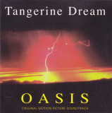 CD Electronic: Tangerine Dream - Oasis ( Soundtrack - 1997 )